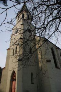 Evangelický kostel Janské Lázně