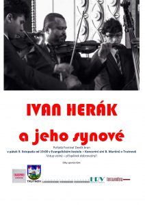 Ivan Herák a jeho synové